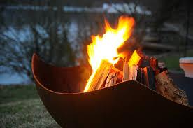 dragon fire pit fire pit art