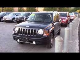 jeep suv 2016 black 2016 jeep patriot high altitude black youtube