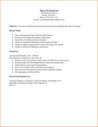 mechanical resume examples auto mechanic resume doc automotive apprentice resume template automotive technician resume examples service technician