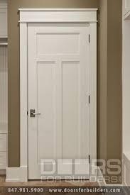 modern flat casing door trim and baseboards dream interior