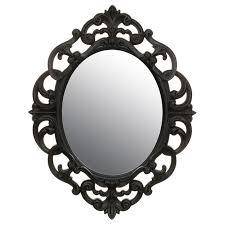 Black Oval Bathroom Mirror Impressive 60 Ornate Oval Bathroom Mirrors Inspiration Of Large