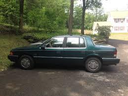 1993 plymouth acclaim photos specs news radka car s blog