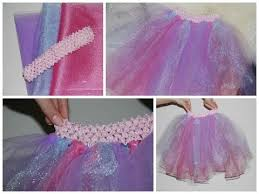 how to make tulle skirt how to make a tutu dress skirt tutorial easy no sew