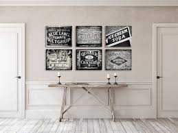 Rustic Wall Decor Kitchen Decor Prints Or Canvas Art Rustic Kitchen Wall Decor