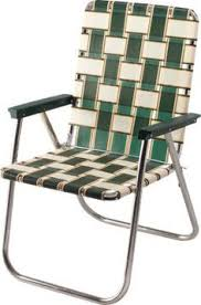 Folding Patio Chair by 2 Vintage Aluminum Sunbeam Folding Webbed Lawn Chair Set Camping