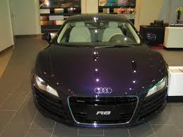 velvet car velvet purple audi r8 1 madwhips