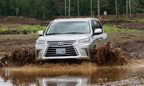 lexus lx 570 off road accessories high end highly capable suvs autonxt