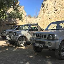 jeep suzuki mallorcan cross country jeep safari in a world heritage site