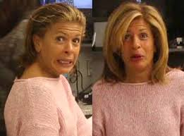 what does hoda kotb use on her hair makeup free hoda kotb reveals her daily 30 minute hair