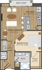 Tiny Apartment Floor Plans Floor Plans Of Hidden Creek Apartments In Gaithersburg Md 20877
