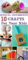 top 10 musical instrument crafts for kids instrument craft
