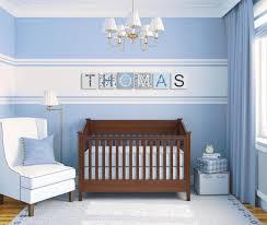 chambre garcon bleu deco chambre bebe garcon bleu visuel 5
