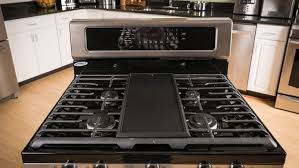 Kitchenaid Gas Cooktop 30 Kitchenaid Kgrs306bss Review Cnet