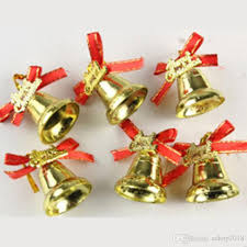 tree decoration ornaments small bells classic