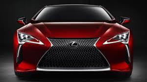 lexus lf lc detroit lexus lc 500 revealed at 2016 detroit motor show youtube