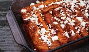 imagenes enchiladas rojas 3 recetas de enchiladas rojas riquisimas