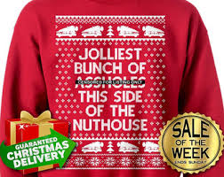 rudolph light up ugly christmas sweater party