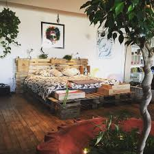 Tree Bed Frame Boho Bed Frame Boho Bed Frame Bed All About Home Design Finding