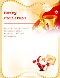 ms word colorful christmas flyer templates word u0026 excel templates
