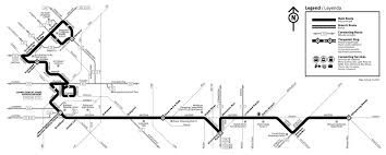 Metro Gold Line Map by Baltimorelink Schedules All Modes Maryland Transit Administration