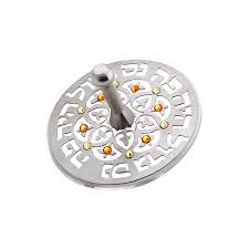 metal dreidel dreidels arbel judaica wholesale online store