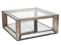 cheap mirrored coffee table pascual mirrored coffee table z gallerie
