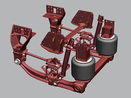 kenworth truck company kenworth to offer hendrickson primaax ex rear air suspension for