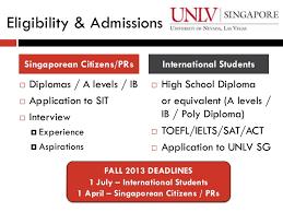 unlv singapore bscipresentation 2013 2014 current