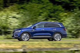 renault suv koleos on the road renault koleos in depth road test review