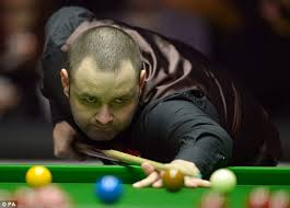 in the bad room with stephen stephen maguire loses to qualifier ryan day at the crucible daily