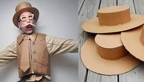 como hacer un sombrero de carton cómo hacer un sombrero de cartón para carnaval objectbis diseño