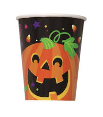 Halloween Cups Halloween Party Tableware