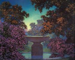 Different Drummers Kitchen Maxfield Parrish Makes Me Happy Maxfield Parrish Early 20th