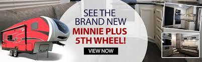 new winnebago minnie plus fifth wheels are almost here bill winnebago minnie plus fifth wheel