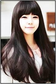 nice koran hairstyles korean girls hairstyles 2015