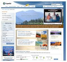national parks on expedia microsite u2014 amy m douglas