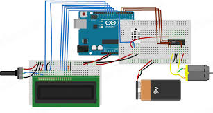 temperature controlled fan using arduino hobby project