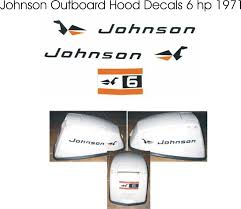 outboard motor boat 6 hp johnson all boats