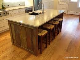 barnwood kitchen island barn board kitchen island search for the home