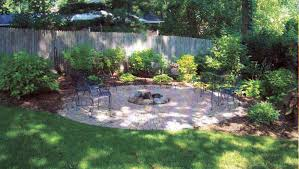 Simple Backyard Fire Pit by Desert Landscaping And Pools Small Backyard Fire Pit Ideas Tikspor