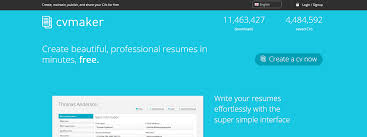 Build Resume Online For Free by 4 Best Websites To Create Resume Cv Online For Free Silicon