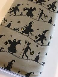 Halloween Flannel Fabric Halloween Fabric Hocus Pocus Fabric Shoppe Fabrics Moda Fabrics