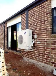 fujitsu wall mounted air conditioner a guide to mounting split system air conditioners on wall brackets
