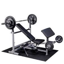 Weightlifting Bench Weight Benches Fitness Factory