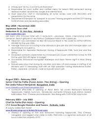Restaurant Server Resume Template Fine Dining Server Resume Example Best Hotel Server Resume