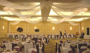 wedding drapery drpery 1 25 chair cover rental best deal on wedding linen