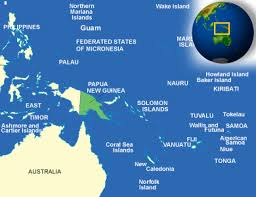 Map Of Eastern Caribbean Islands by Papua New Guinea Facts Culture Recipes Language Government