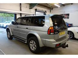 used mitsubishi shogun sport suv 2 5 td equippe 5dr in nottingham