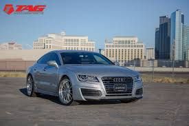 audi of silver inventory tag inventory special 21 wald p12 in silver for audi a7