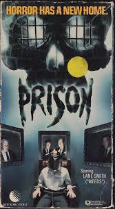 electrocuted prisoner spirit halloween collecting vhs prison 1988 chud com